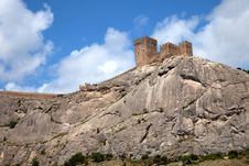 Free Old Fortress Royalty Free Stock Images - 15461049
