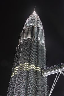 Free KLCC Tower Stock Images - 15461074