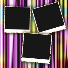 Free Blank Photo Frames Royalty Free Stock Photos - 15462298