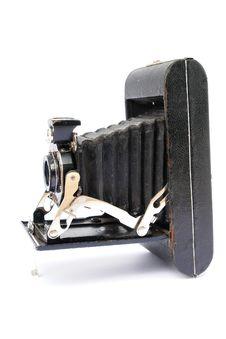 Free Old Photo Camera Stock Photography - 15462942