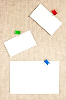 Bulletin Board Stock Photography