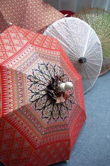 Free Umbrella For Rain Royalty Free Stock Photography - 15464557