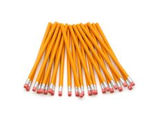 Free New Pencils Royalty Free Stock Image - 15465576