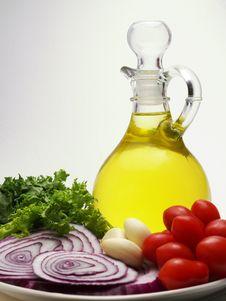 Free Salad Preparation Stock Photo - 15465630