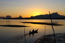 Free Morning Of Thailand Royalty Free Stock Photography - 15466577