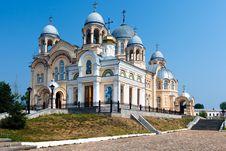 Verhoturie.Man S Piously-Nikolaev Monastery 1 Stock Image