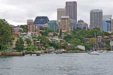 Free Sydney Harbor Australia Royalty Free Stock Photo - 15468155