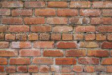 Free Brick Wall Royalty Free Stock Photos - 15468598