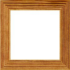 Free Wooden Photo Frame, Isolated Stock Images - 15468994