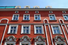 Free Old House On The Main Square In Cracow Royalty Free Stock Photos - 15469918