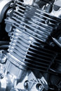 Free Motorcycle Engine Stock Image - 15471931