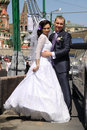 Free Bride And Groom Stock Image - 15478041