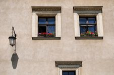 Free House On The Old City In Cracow Royalty Free Stock Photo - 15470075