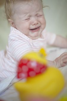 Free Crying Baby Royalty Free Stock Photo - 15470215