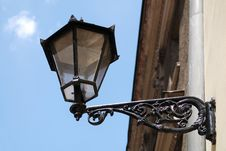Free Street Lamp Royalty Free Stock Images - 15470249