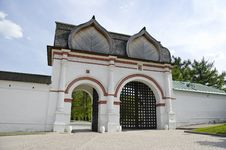 Free Spassky Gate In Russia Stock Photos - 15471053