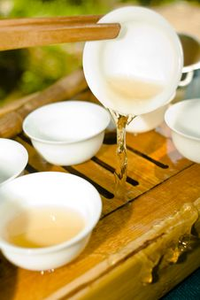 Free Tea Ceremony Stock Images - 15471364