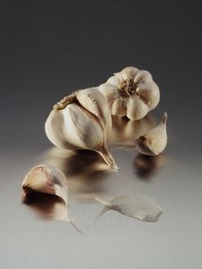 Free Garlic Cloves Stock Photo - 15471570