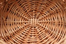 Free Wwicker Basketry Royalty Free Stock Image - 15471626
