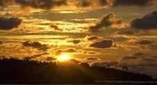 Free Samui Sunrise Stock Photos - 15471933