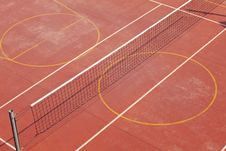 Free Tennis Court Stock Photography - 15473382