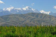 Free Talgar Peak Stock Image - 15474241