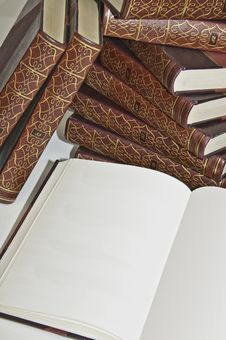 Free Antiquarian Books Stock Image - 15474751