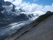 Free Grossglockner Glacier Stock Images - 15475864