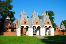 Free Input In The Small Castle Royalty Free Stock Photo - 15477905