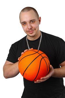 Free Basketball Player Stock Photo - 15477950