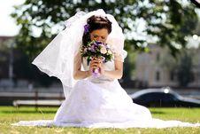 Free Beautiful Bride Stock Photography - 15478092