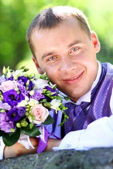 Free Portrait Of The Happy Man Stock Photos - 15478233