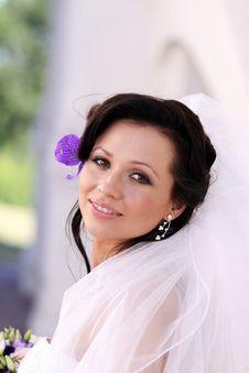 Free Beautiful Bride Stock Photo - 15478340