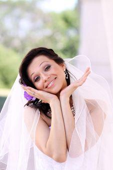 Free Beautiful Bride Stock Photo - 15478380