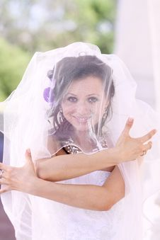 Free Beautiful Bride Stock Photography - 15478382
