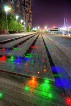Free Dockland Stock Photography - 15479282