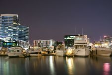Free Dockland Royalty Free Stock Image - 15479296