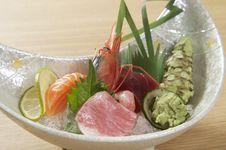 Free Sashimi Stock Image - 15479521