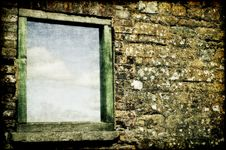 Free Textured Window Stock Image - 15479841
