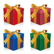 Free Gift Box Royalty Free Stock Photo - 15479845