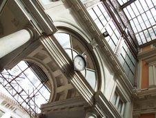 Free Genova-Galleria-Liguria-Italy - Creative Commons By Gnuckx Royalty Free Stock Image - 154781126