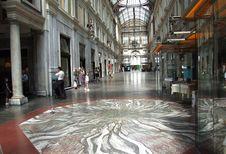 Free Genova-Galleria-Liguria-Italy - Creative Commons By Gnuckx Royalty Free Stock Photo - 154781155