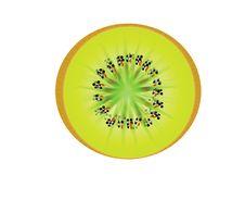 Fruit Kiwi In Cut Royalty Free Stock Photo