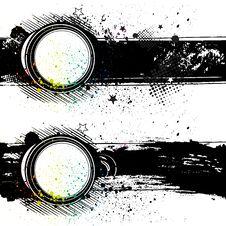 Free Illustration-grunge Ink Background Stock Photo - 15480630