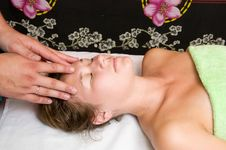 Free Spa Procedure Royalty Free Stock Photography - 15480947