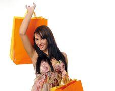 Free Shopaholic Stock Image - 15481261