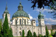 Free Monastery In Bavaria Stock Photo - 15481390