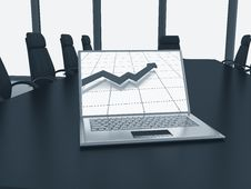 Free Business Concept. Financial Conference Stock Photography - 15481402
