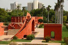 Free Jantar Mantar, New Delhi Royalty Free Stock Photography - 15481667