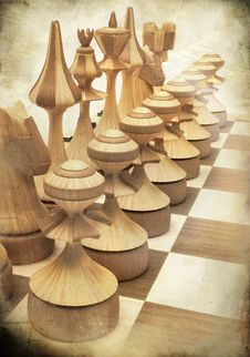 Free Chess Royalty Free Stock Photography - 15481687